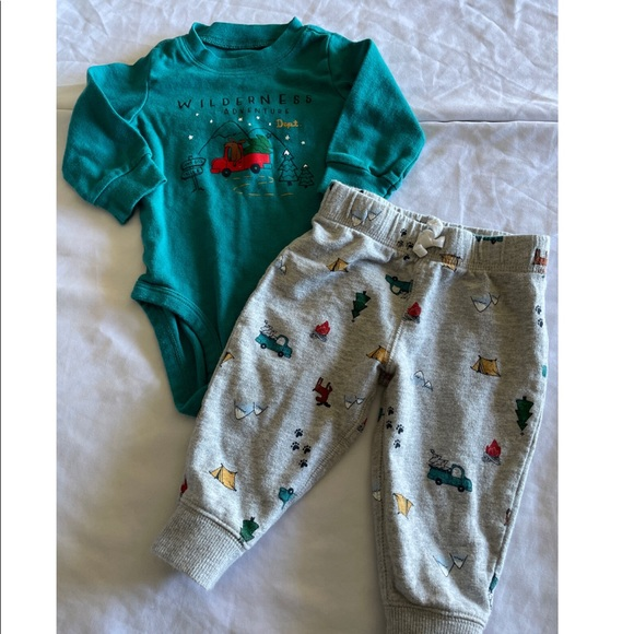 Carter's 6M Wilderness Adventure Outfit